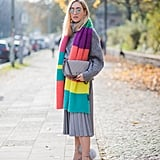 Make Your Scarf the Focal Point of Your Ensemble