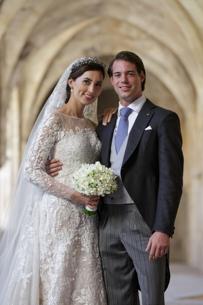 Prince Felix Of Luxembourg And Claire Lademachers Wedding