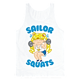Sailor Squats Tank Top ($22, originally $29)