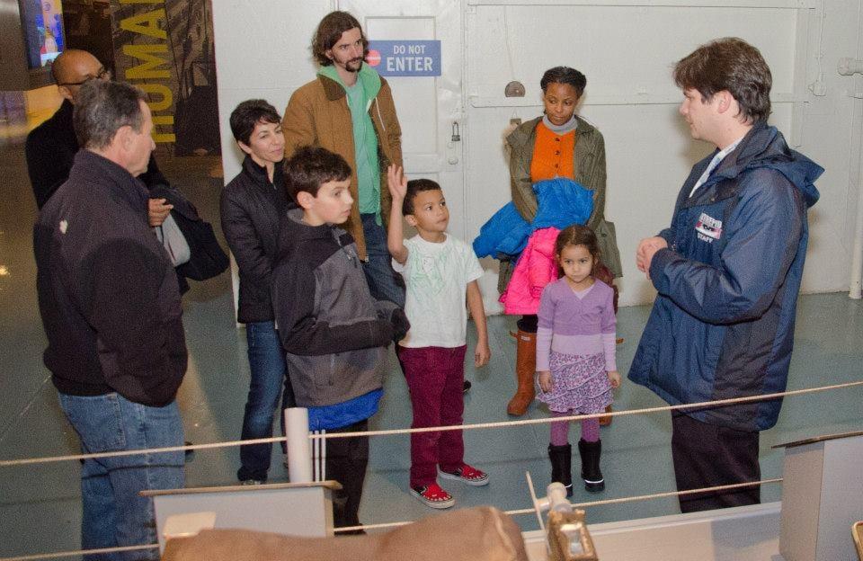 Intrepid Sea, Air & Space Museum — New York