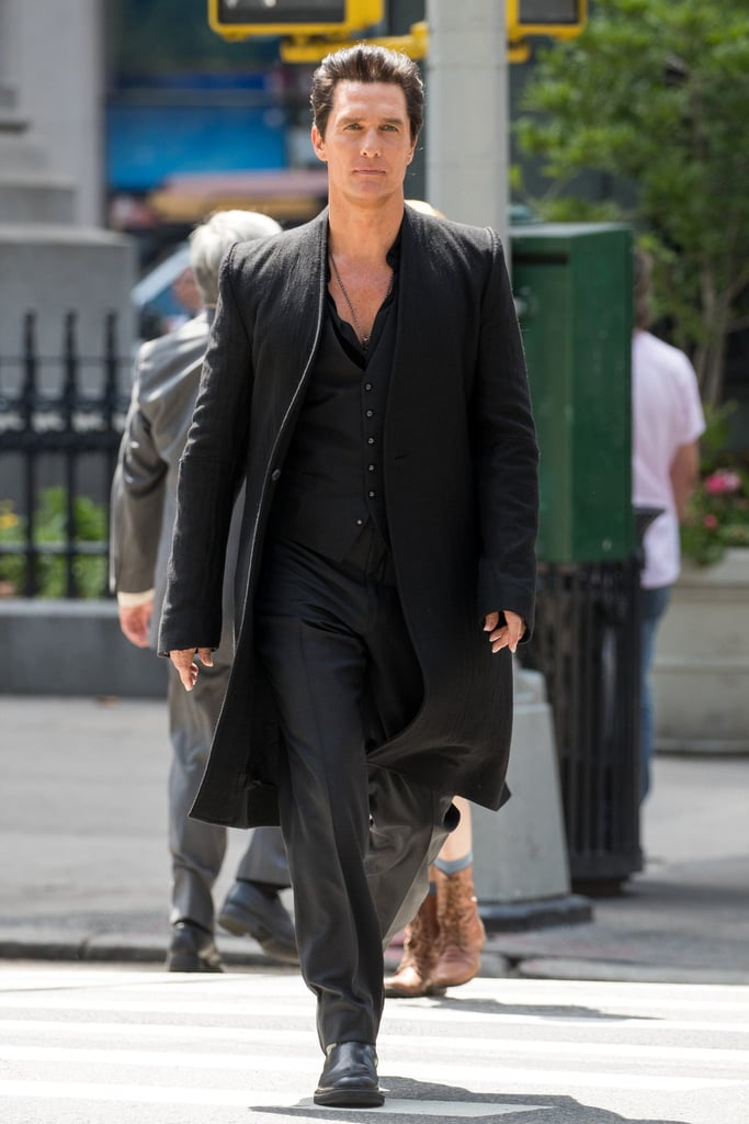 Randall Flagg, aka The Man in Black From The Dark Tower