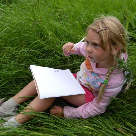 Little Girl's Random Bucket List