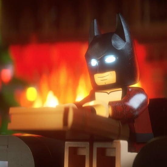 The Lego Batman Holiday Card