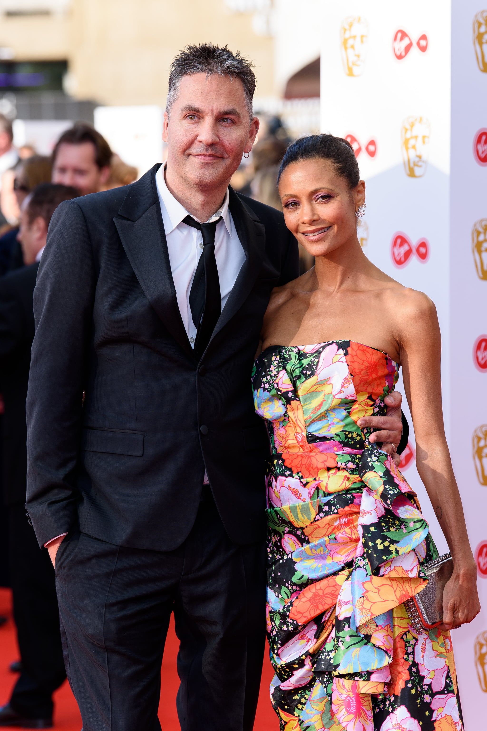 Pictures Of Thandie Newton And Her Husband Ol Parker Popsugar Celebrity Uk