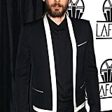 Jared Leto is nominated for his role in Dallas Buyers Club this year.