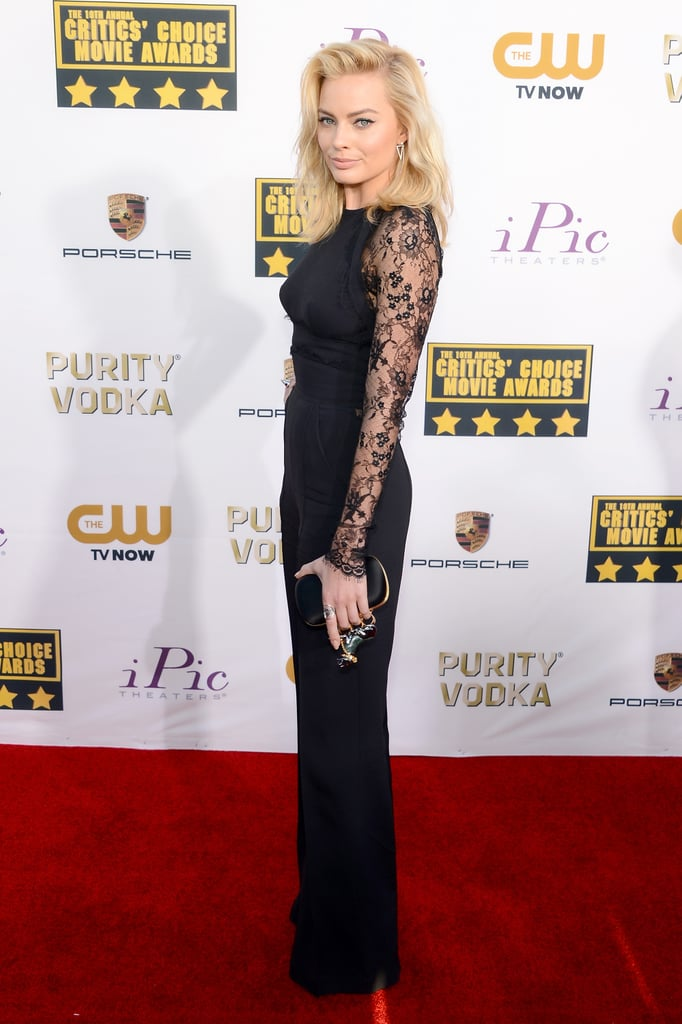 Margot Robbie Pictures at 2014 Critics Choice Awards