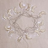 Crescent Moon String Lights