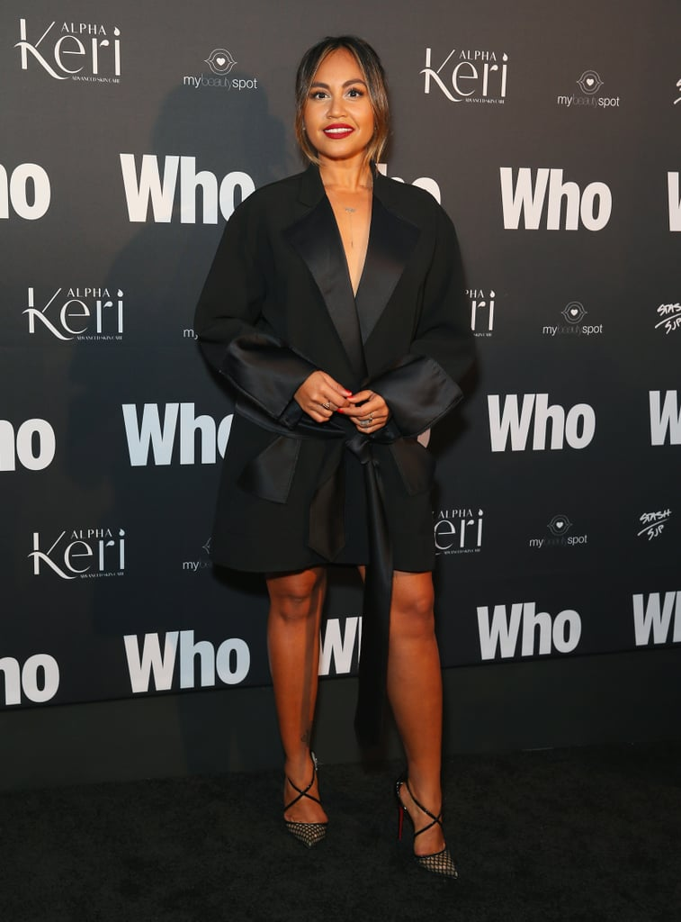 Jessica Mauboy at the 2016 Who's Sexiest People Party