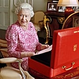 The Queen's Red Boxes