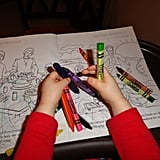 Bring Coloring Books