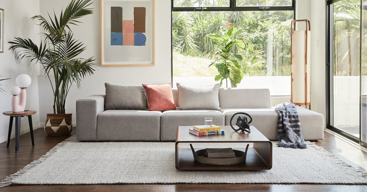 14 Low-Profile Sofas That Are Just as Comfy as They Are Cool