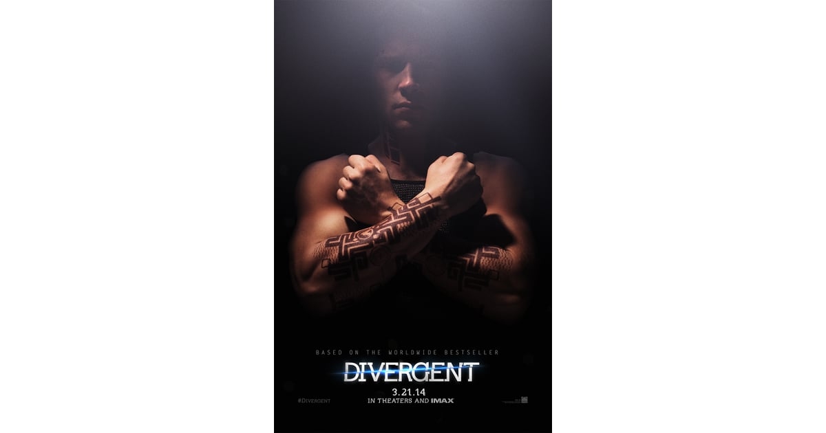 Jai Courtney as Eric | Divergent Movie Posters | POPSUGAR ...