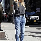 The Denim Style SJP Would Live In For the Rest of Her Life
