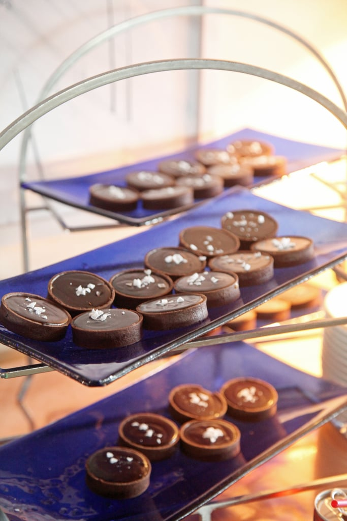 Chocolate Fudge Tartlets