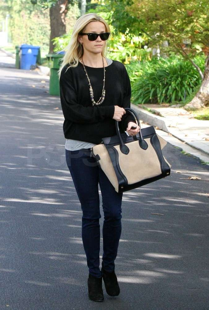 Reese Witherspoon donned shades during a day out in LA.