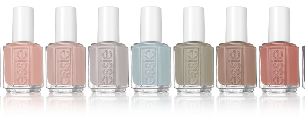 Essie's New Wild Nudes Collection Is 100 Percent Sexy
