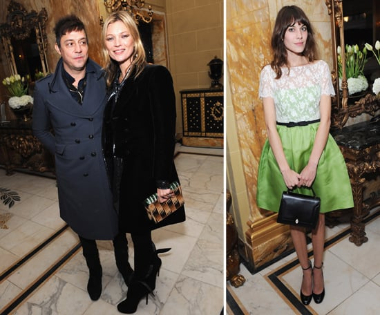 Kate Moss at The-Miumiu-London Club | Pictures