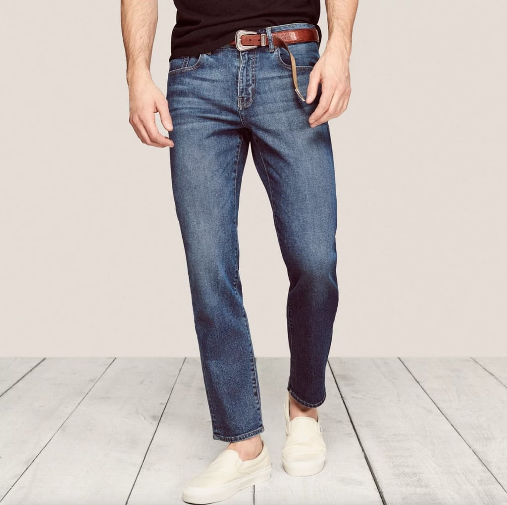 Warp and Weft Ord Straight Jeans