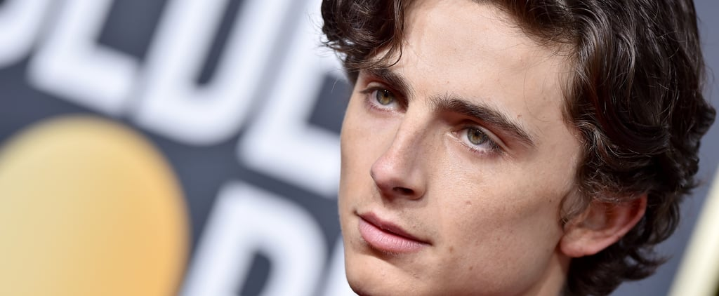 Watch a Makeup Artist Transform Into Timothée Chalamet