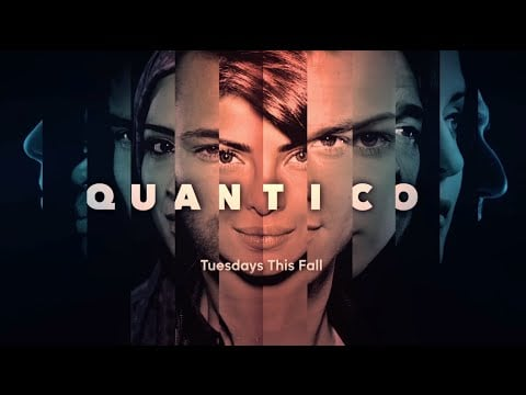 Watch the trailer for Quantico