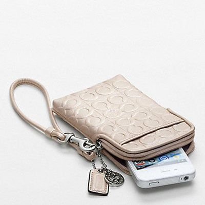 Coach iPhone Case