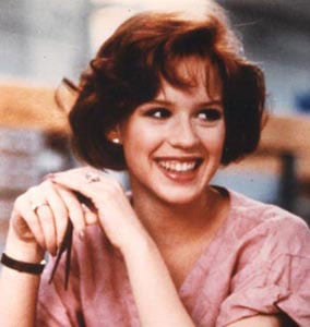 Pictures of Molly Ringwald as Claire