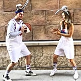 Buggs and Lola From Space Jam