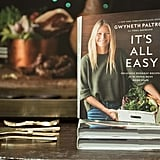 Personalized It's All Easy Cookbook ($55)