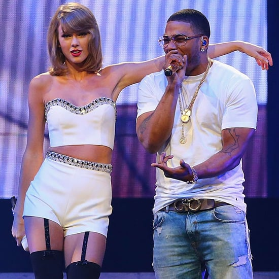 "Taylor Swift and Nelly Sing ""Hot in Herre"""