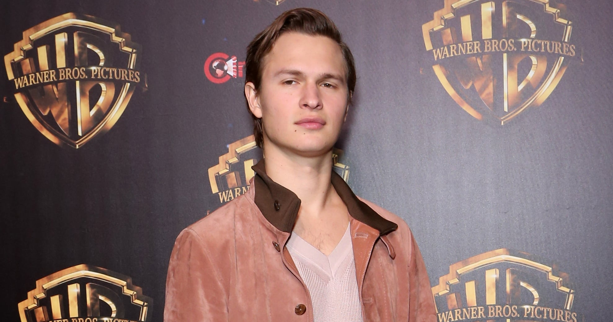 People Are Really Confused by Ansel Elgort's 17 Consecutive Shirtless Selfies