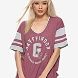 Harry Potter Gryffindor Girls Athletic T-Shirt
