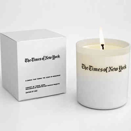 The New York Times Candle