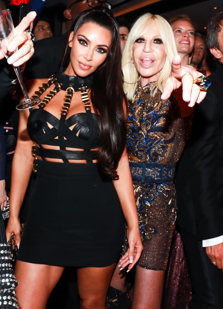 0def1f325ce Celebrities at 2018 Met Gala Afterparty Pictures