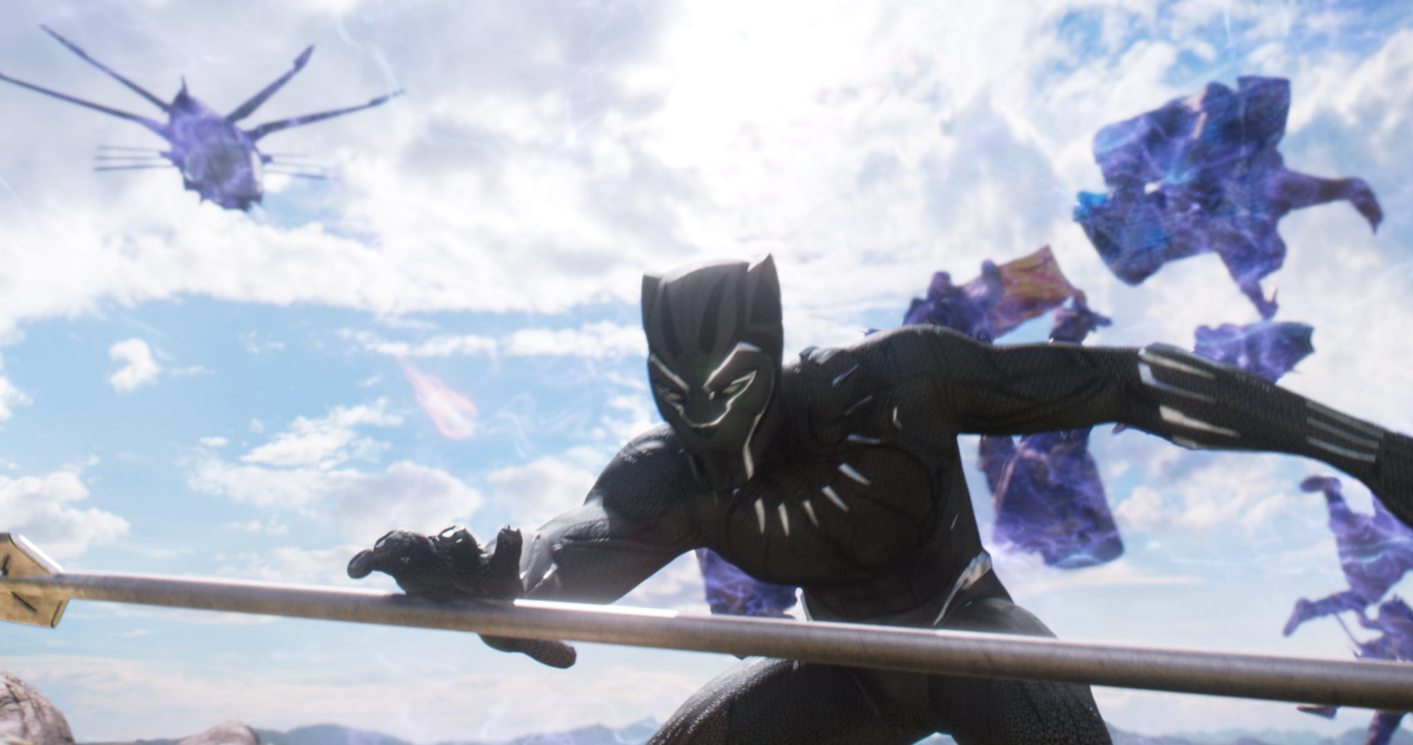What Are Black Panther S Powers Popsugar Entertainment