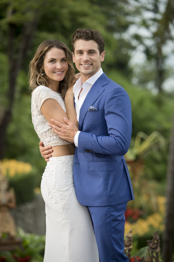 Matty J and Laura Byrne Cutest Bachelor Moments