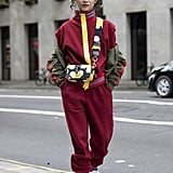 Tracksuit Street Style