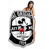 Mickey Mouse Round Beach Towel