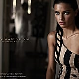 Adriana Lima is the star of the Donna Karan Spring '12 ad campaign. Source: Fashion Gone Rogue