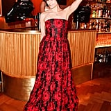 Stacey Bendet at the Swarovski afterparty in New York. Photo: Matteo PrandoniBFAnyc.com