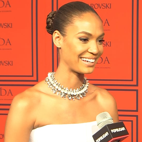 Joan Smalls at the 2013 CFDA Awards | Video