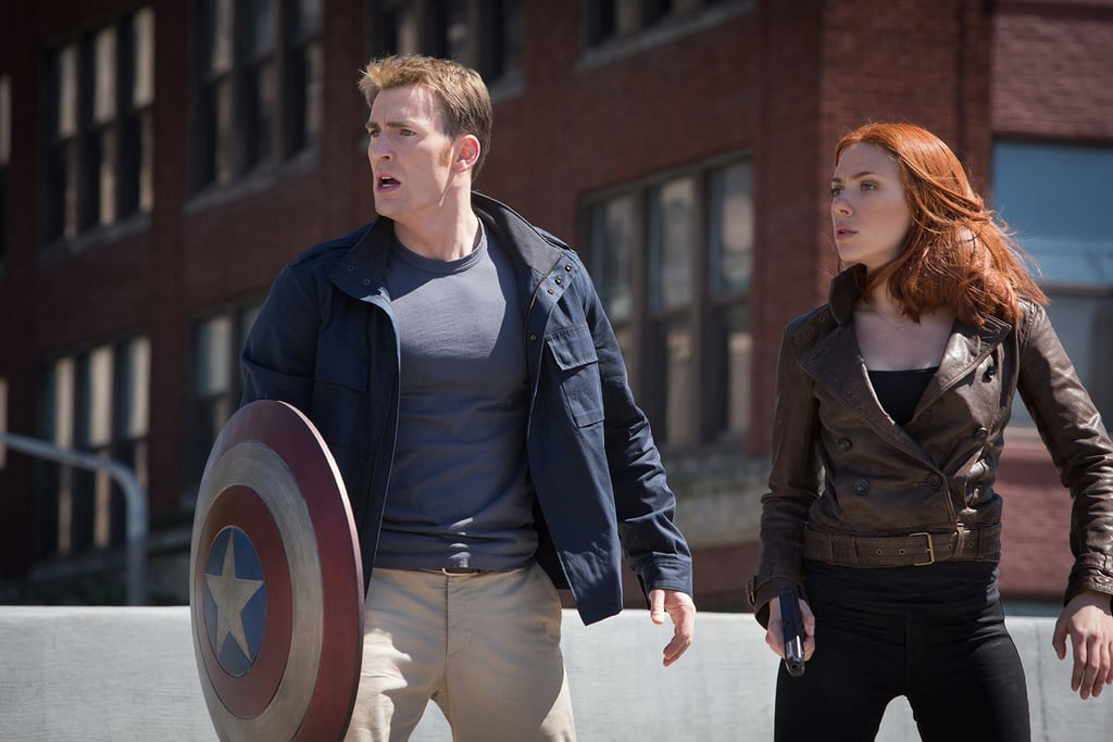 Best Way to Kick Off Blockbuster Season — Captain America: The Winter Soldier
