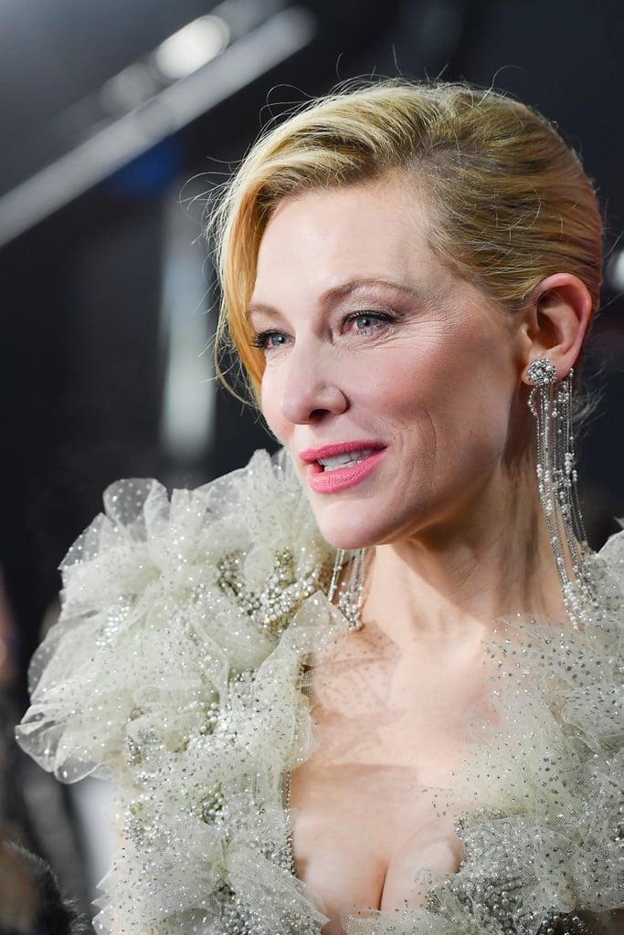 Cate Blanchett's Pretty Pink Lip