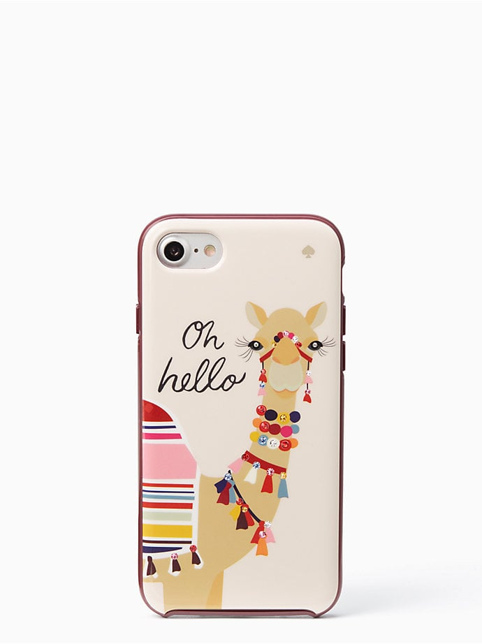 Kate Spade Camel Iphone Case