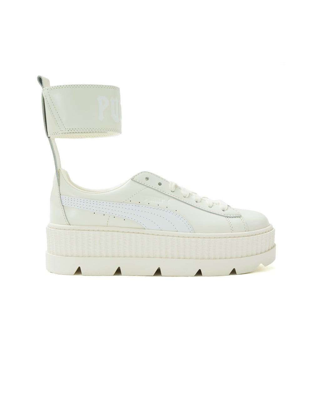 Kaia Gerber Wears Fenty Puma Sneakers