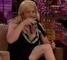 Rob Schneider As Lindsay Lohan