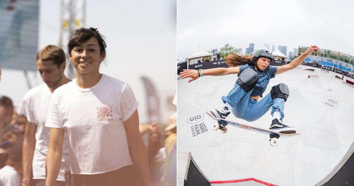 Who Is Skateboarder Lizzie Armanto