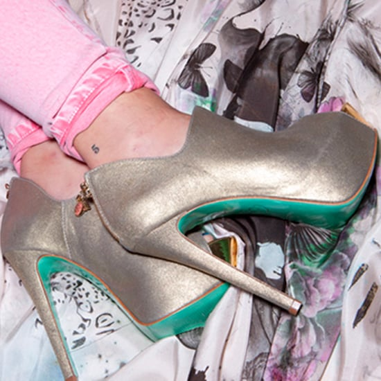 Chloe Green's CJG Shoe Range For Topshop