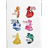 Princesses case ($24)