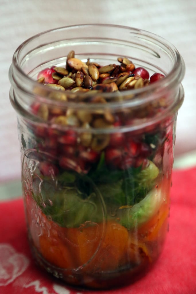 The Ultimate Fall Mason Jar Salad