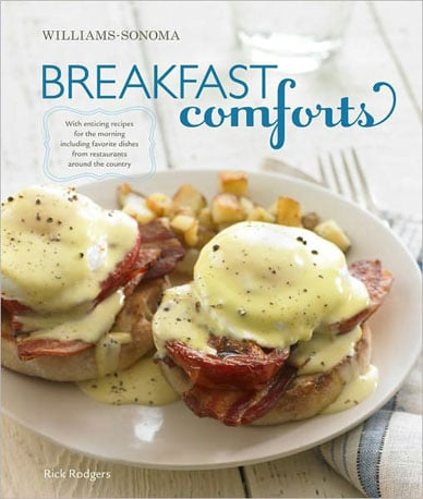 In Williams-Sonoma Breakfast Comforts, author Rick Rogers brings us his favorite breakfast recipes from all over the country. Whether you're cooking for one or housing a ton of out-of-town guests, these recipes are sure to get those creative juices flowing.  Can't Wait to Taste: Chile-Laced Migas
